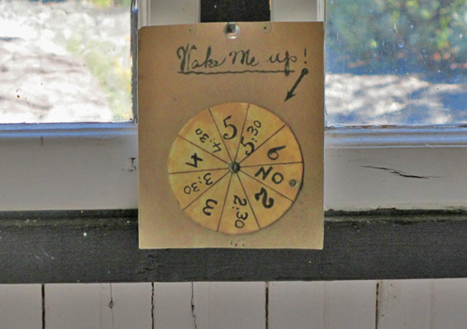 Jack London alarm clock