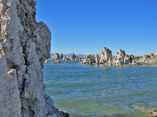 Mono Lake Tufa - South Tufa Reserve - slated for closure