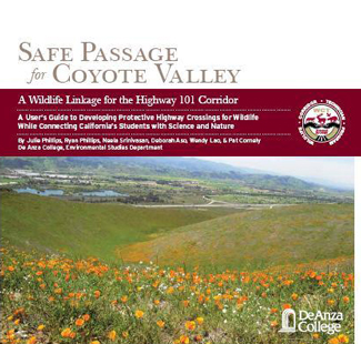 Safe Passage for Coyote Valley - report Image